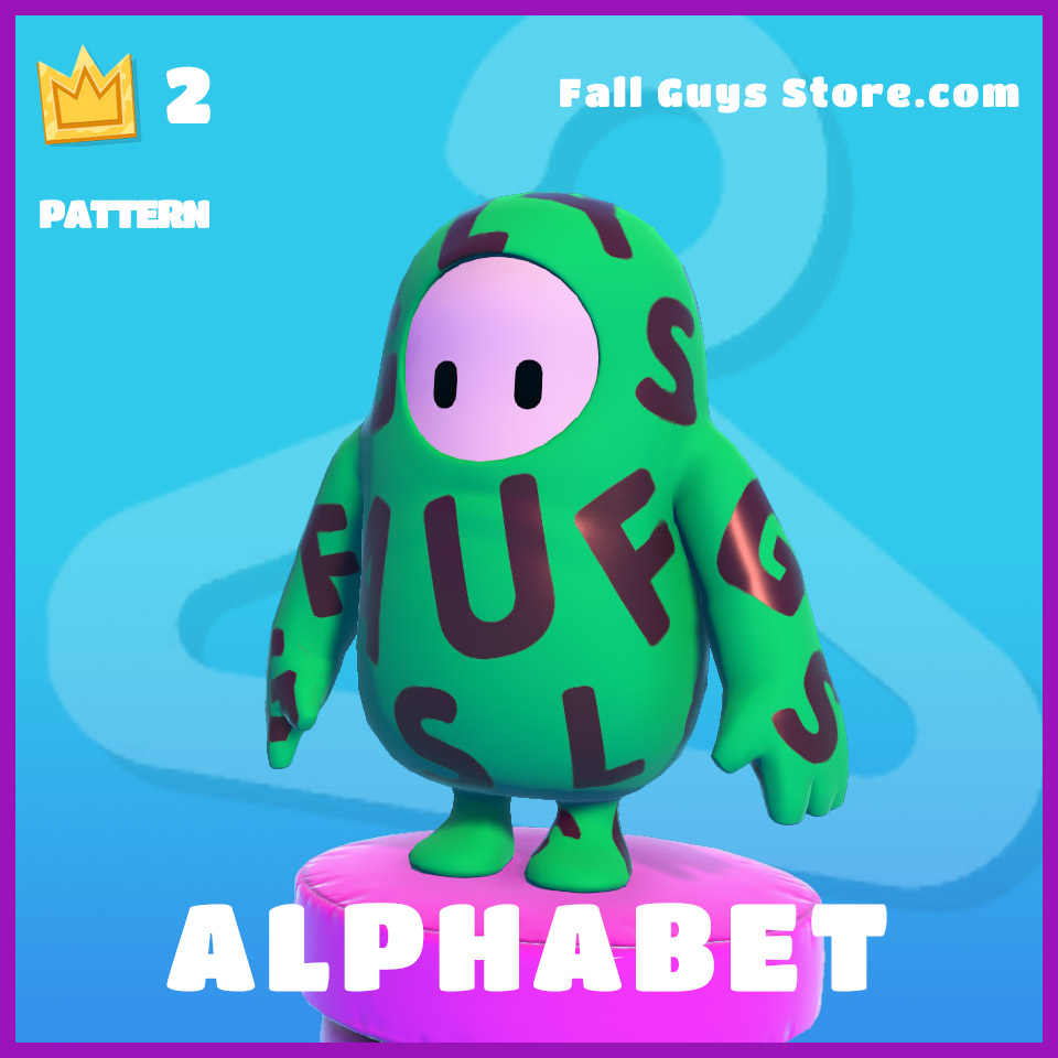 Alphabet-Pattern