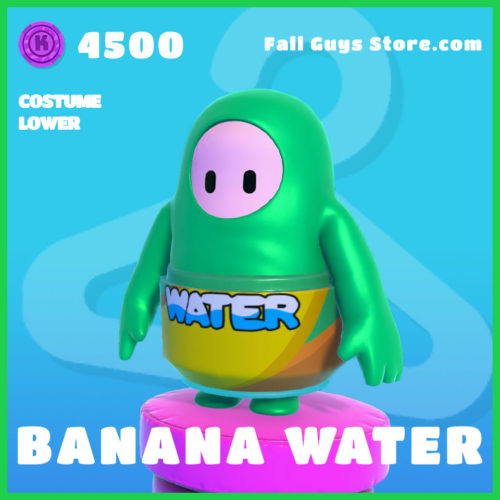 Banana-Water-Lower