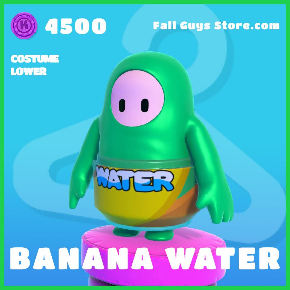 Banana-Water-Lower