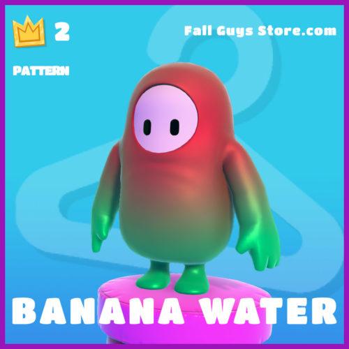 Banana-Water-Pattern