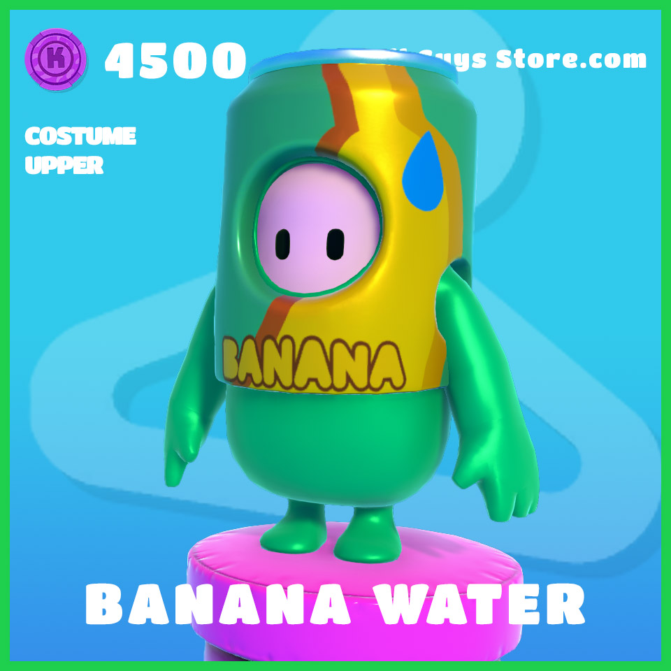 Banana-Water-Upper