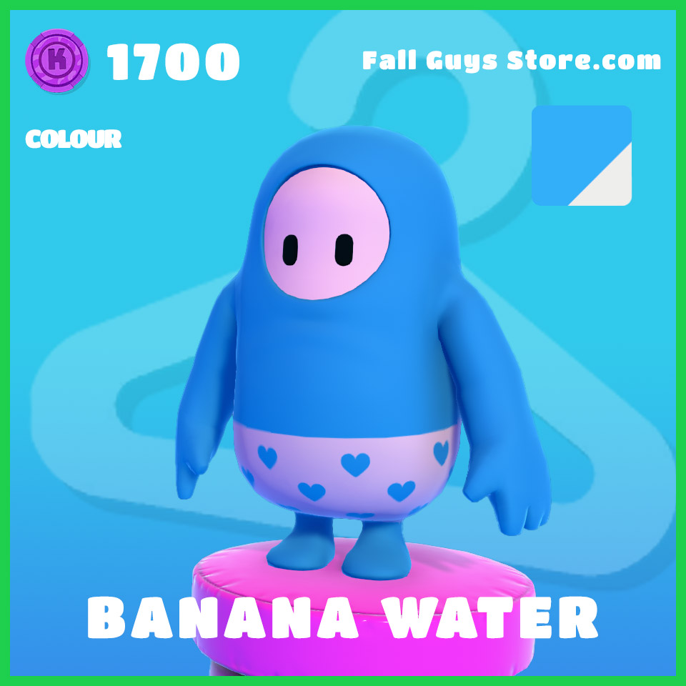 Banana-Water