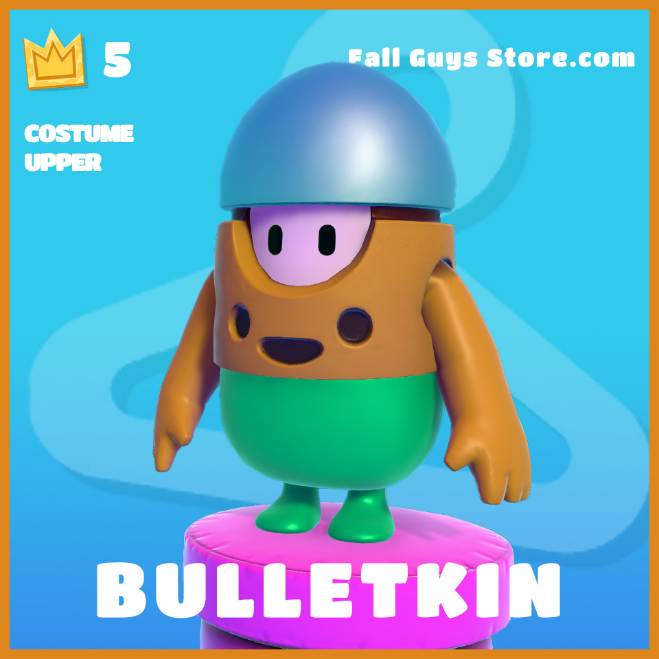 Bulletkin-Upper