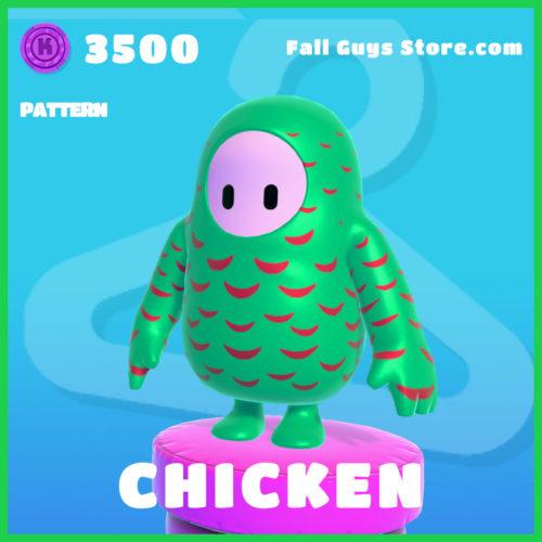 Chicken-Pattern