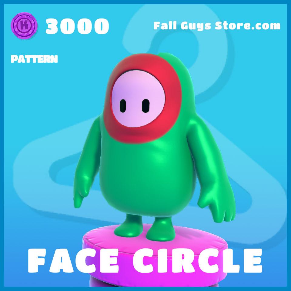 Face-Circle-Pattern