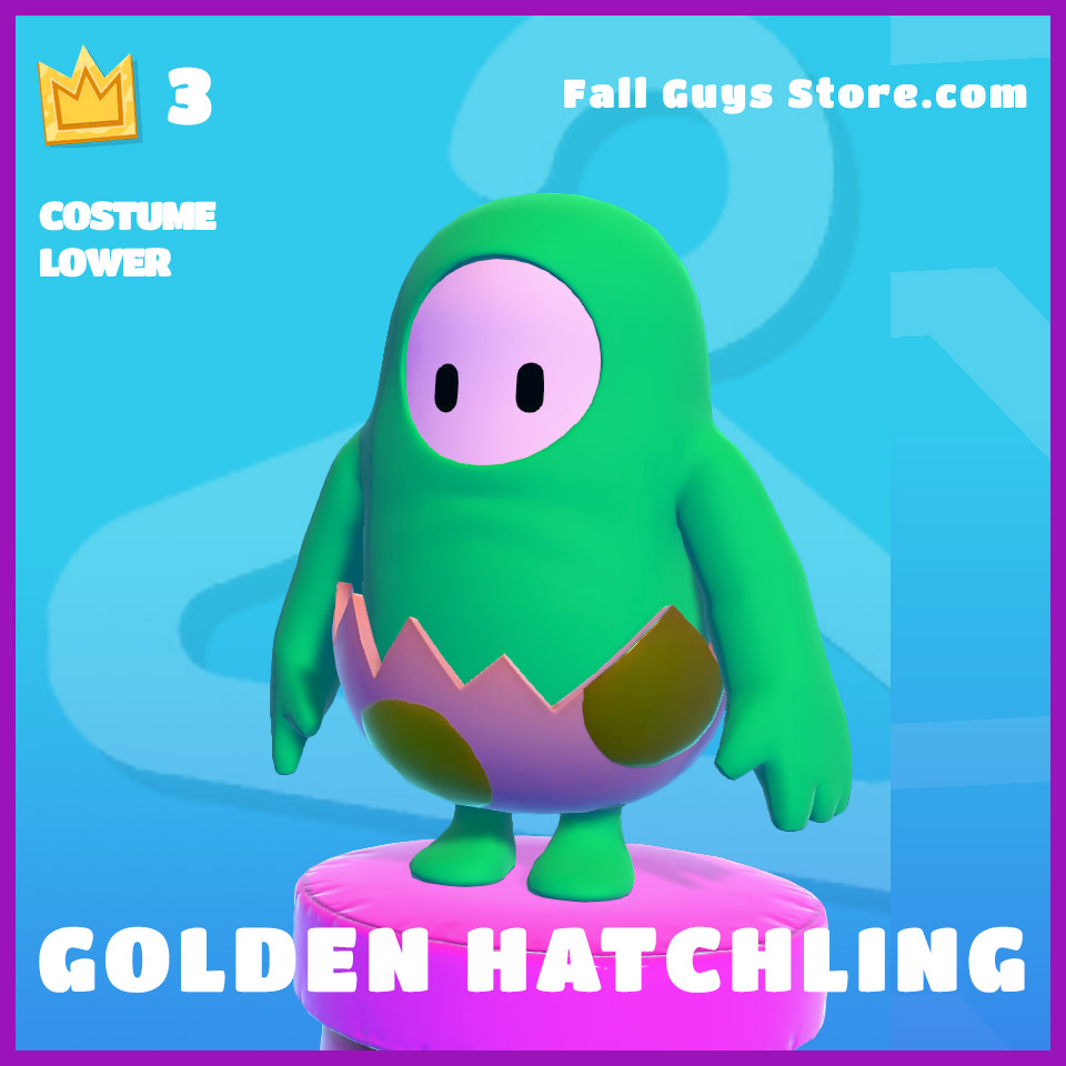 Golden-Hatchling-Lower