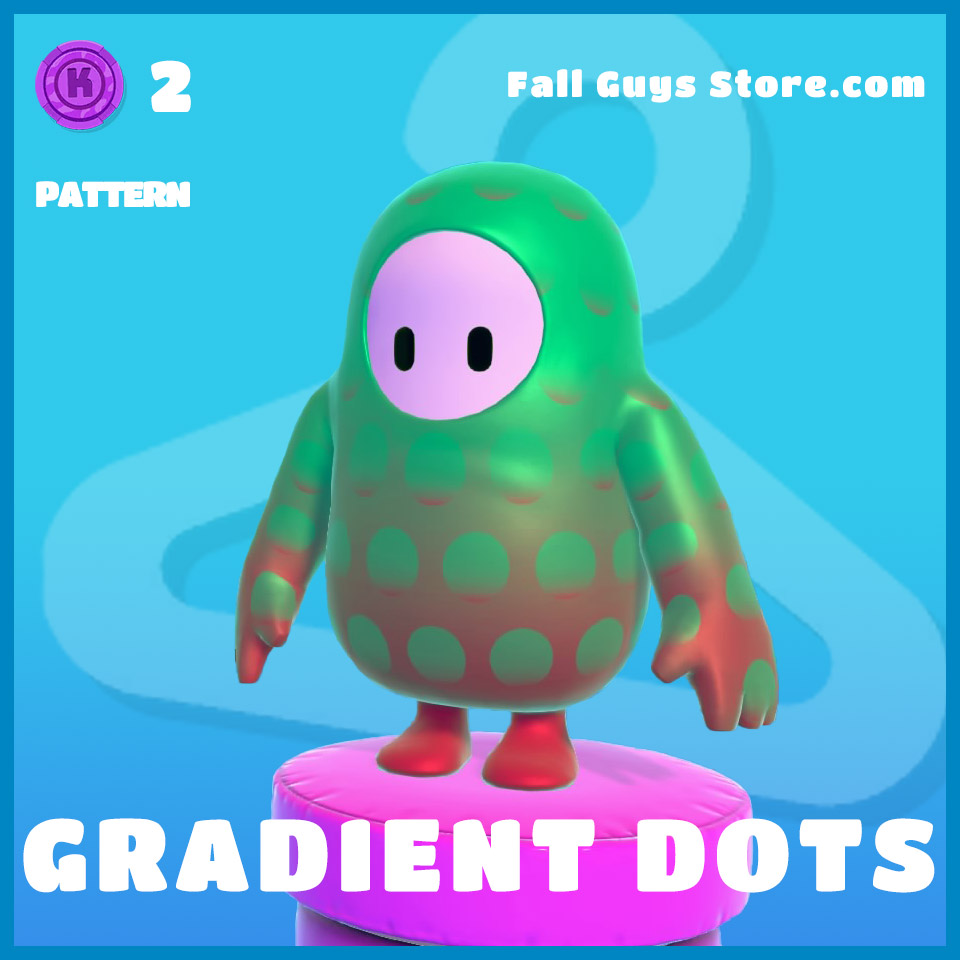 Gradient-Dots-Pattern