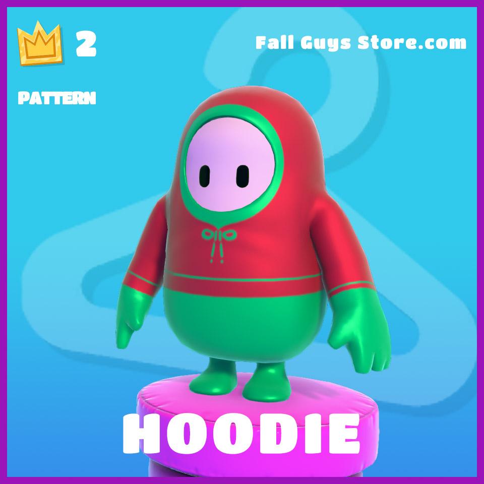 Hoodie-Pattern