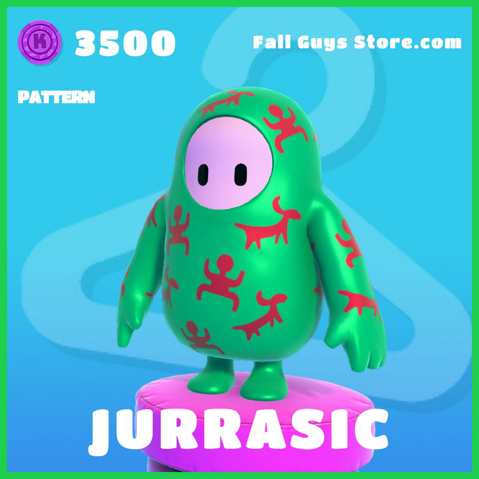 Jurrasic-Pattern