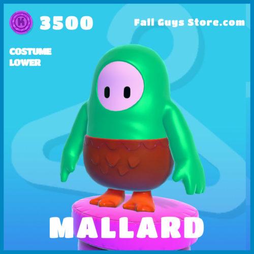 Mallard-Lower