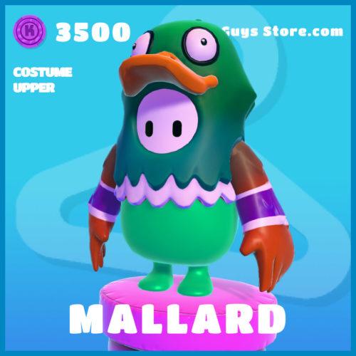 Mallard-Upper