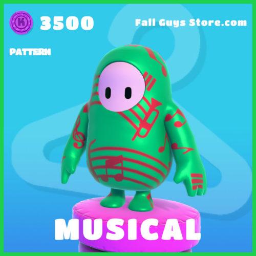 Musical-Pattern