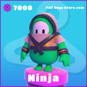Ninja Lower Epic Fall Guys Costume