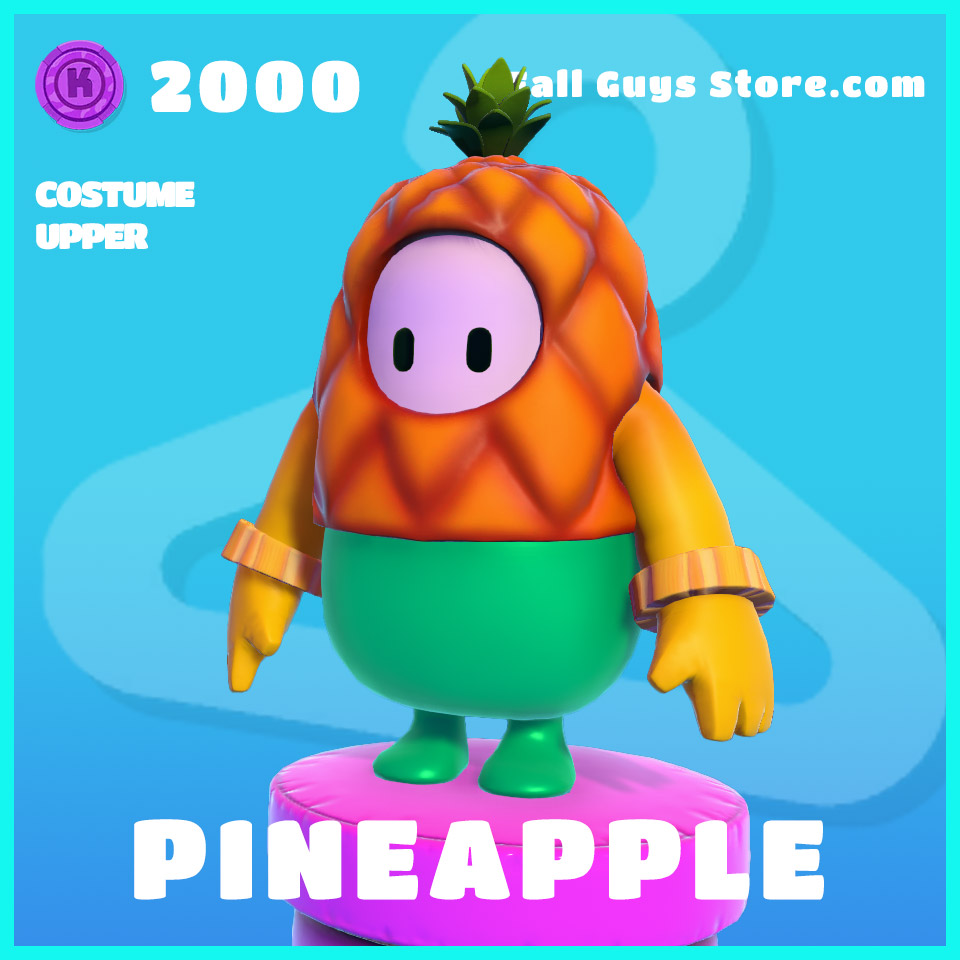 Pineapple-Upper