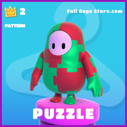 Puzzle-Pattern
