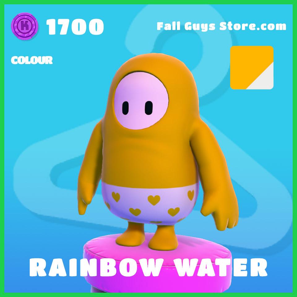 Rainbow-Water