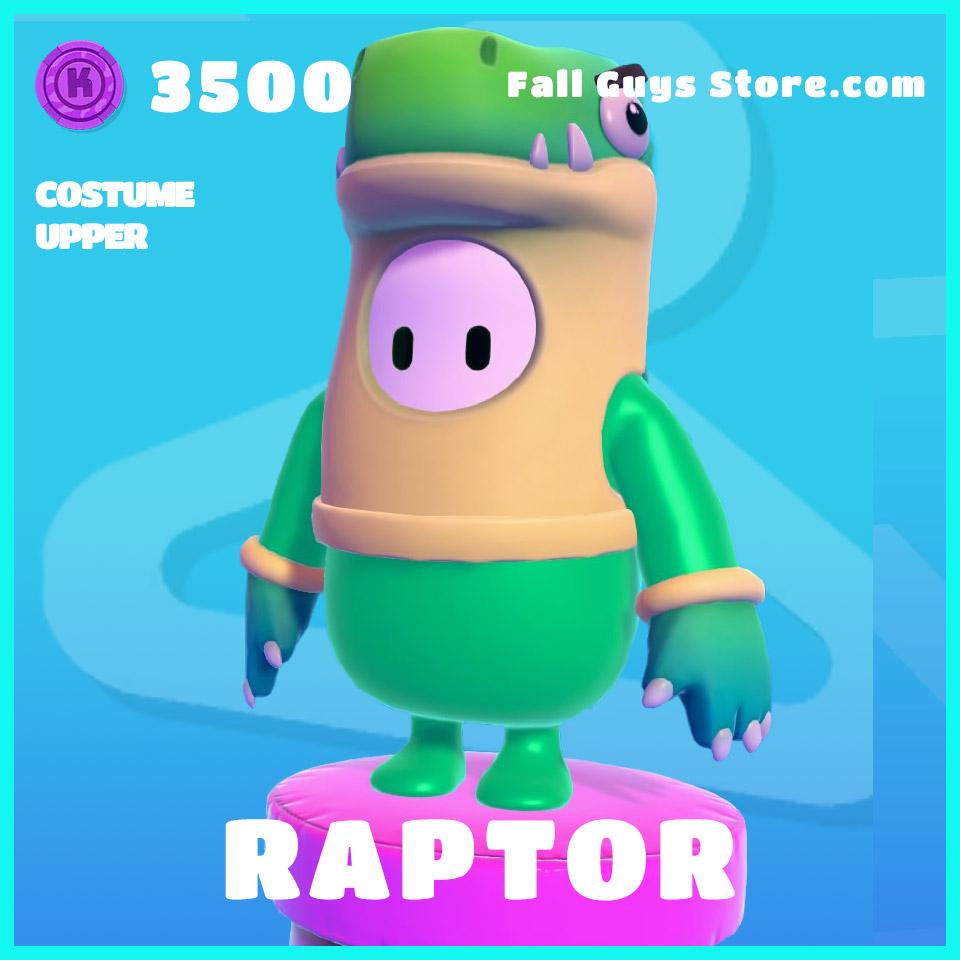 Raptor-Upper