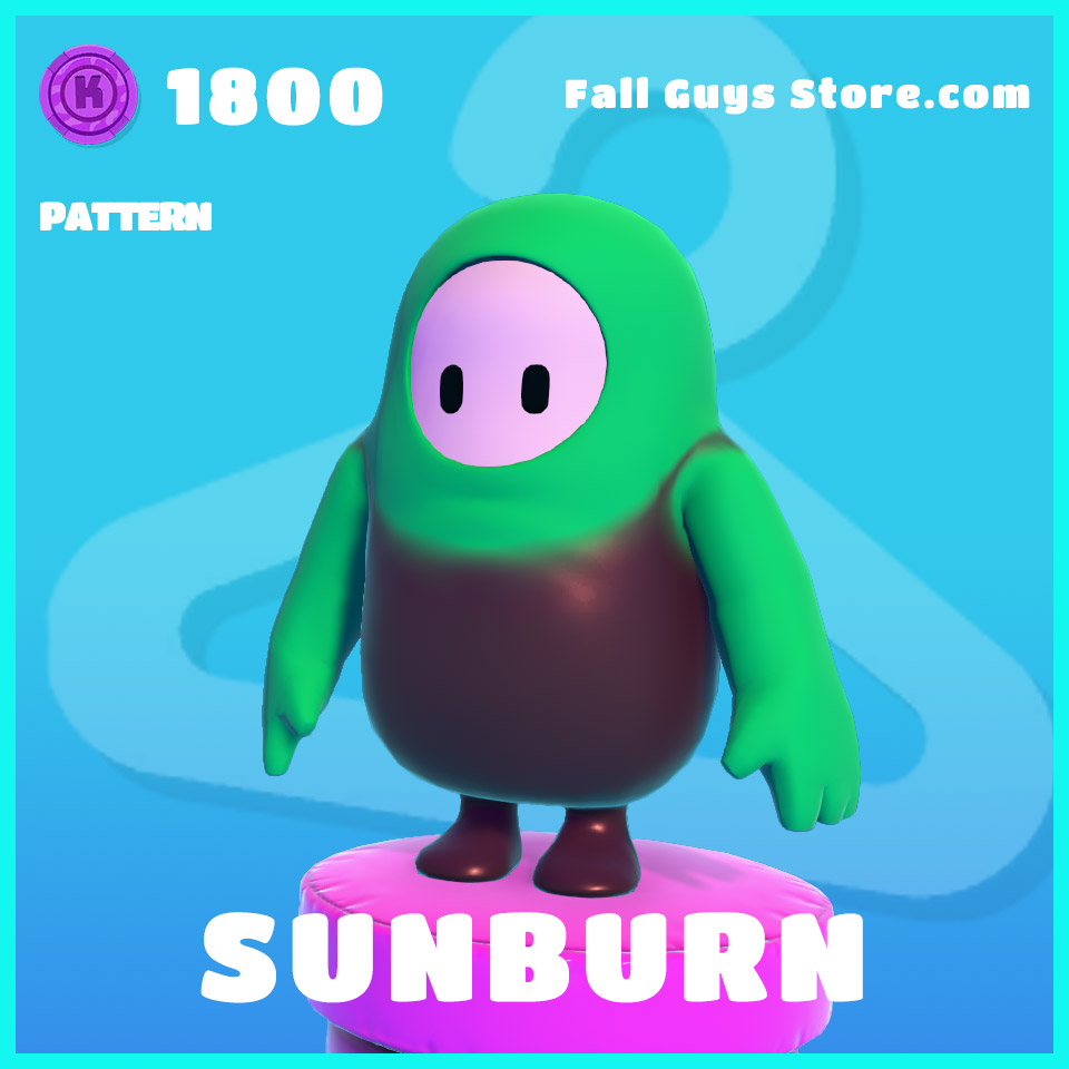 Sunburn-Pattern