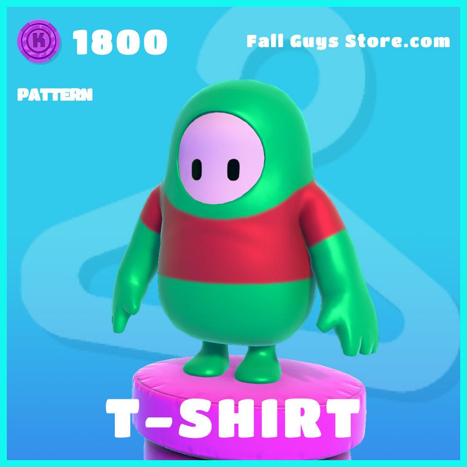 T-Shirt-Pattern