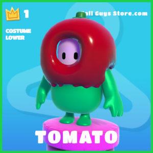 Tomato Costume Upper Rare fall guys item
