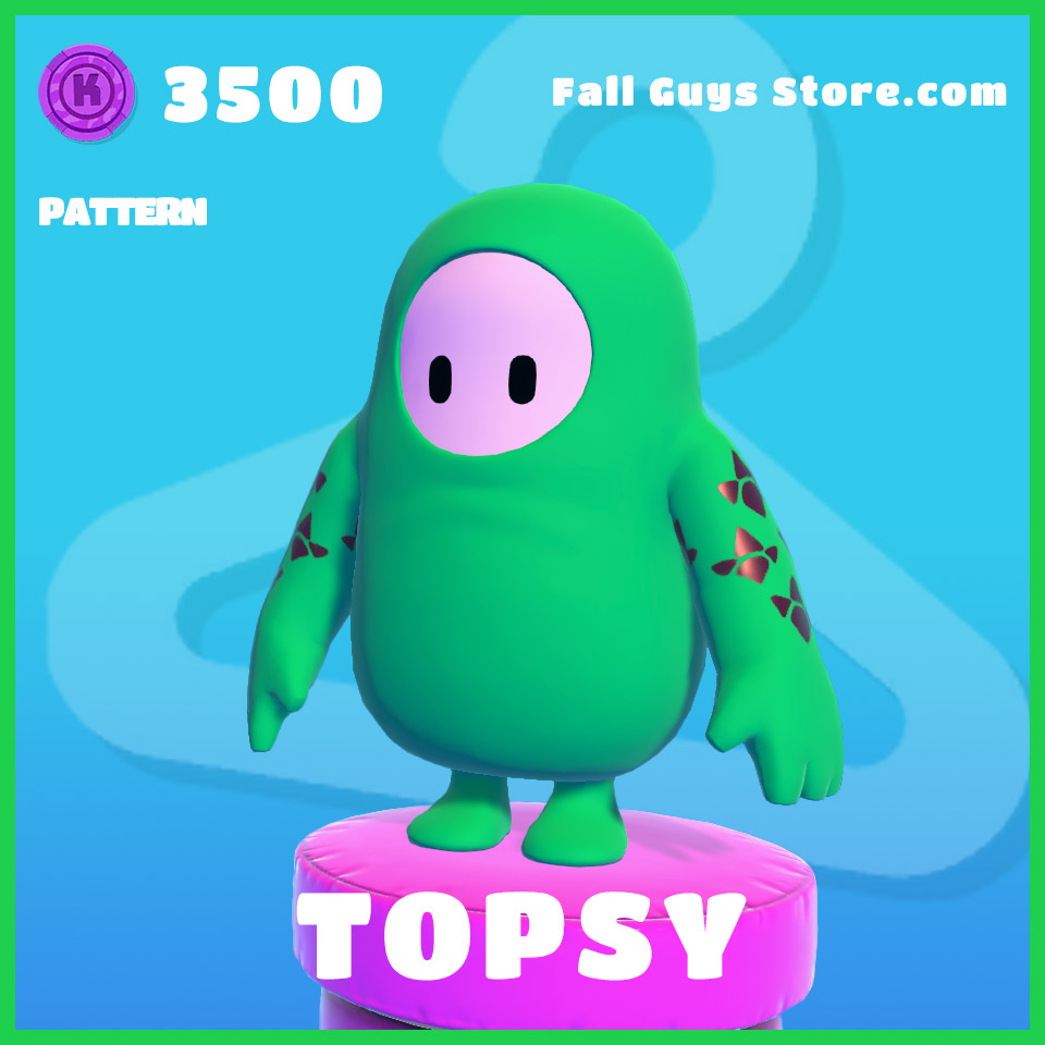 Topsy-Pattern