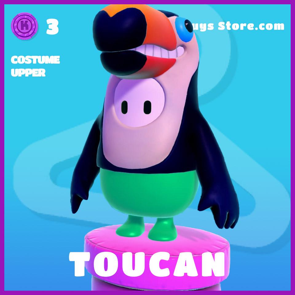 Toucan-Upper