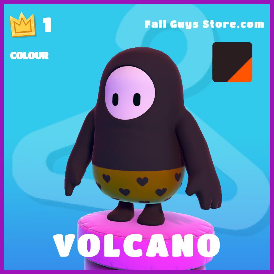 Volcano-Colour