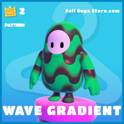 Wave-Gradient-Pattern