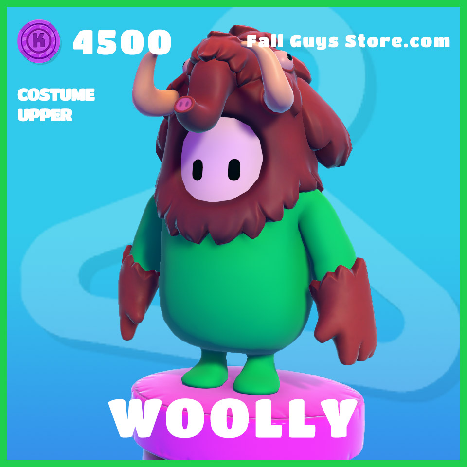 Woolly-Upper