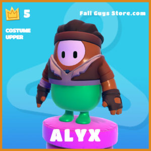 Alyx Fall Guys Skin Upper legendary