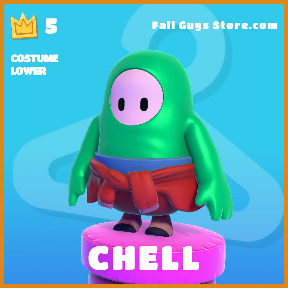 Chell-Costume-Lower