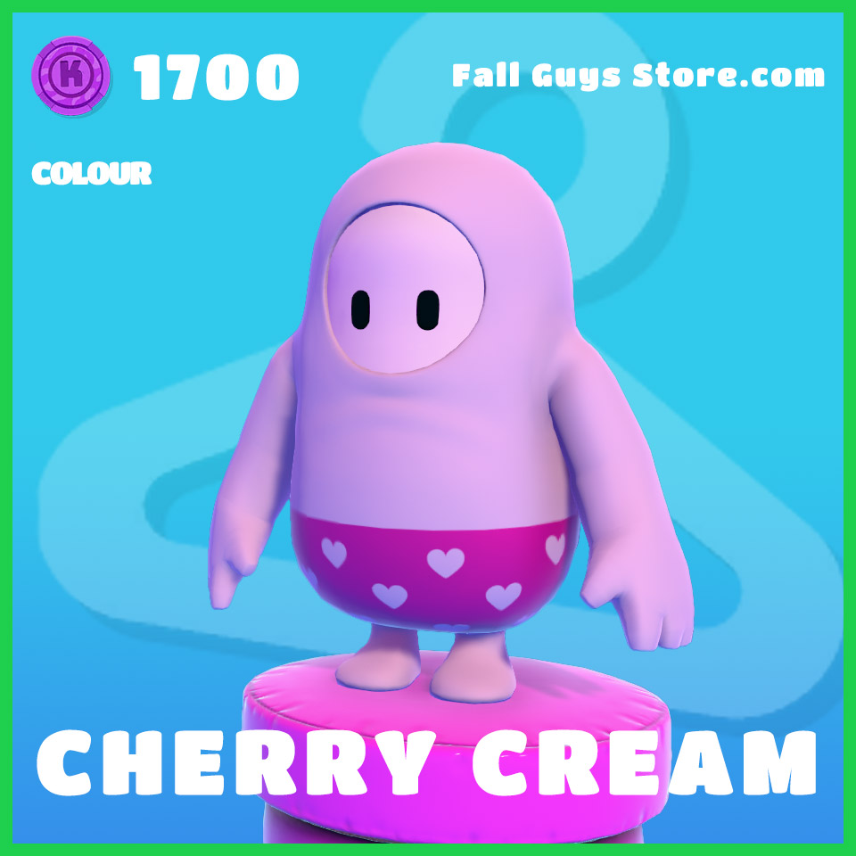 Cherry-Cream-Colour