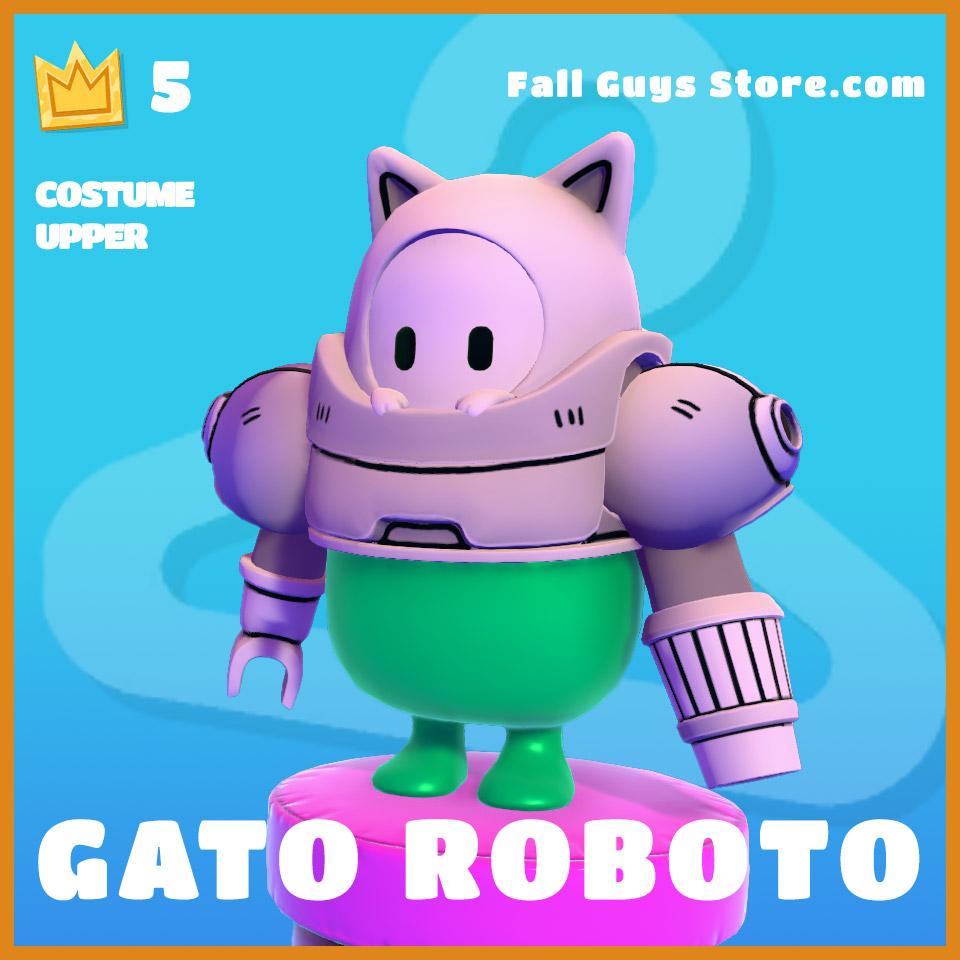 Gato-Roboto-Upper