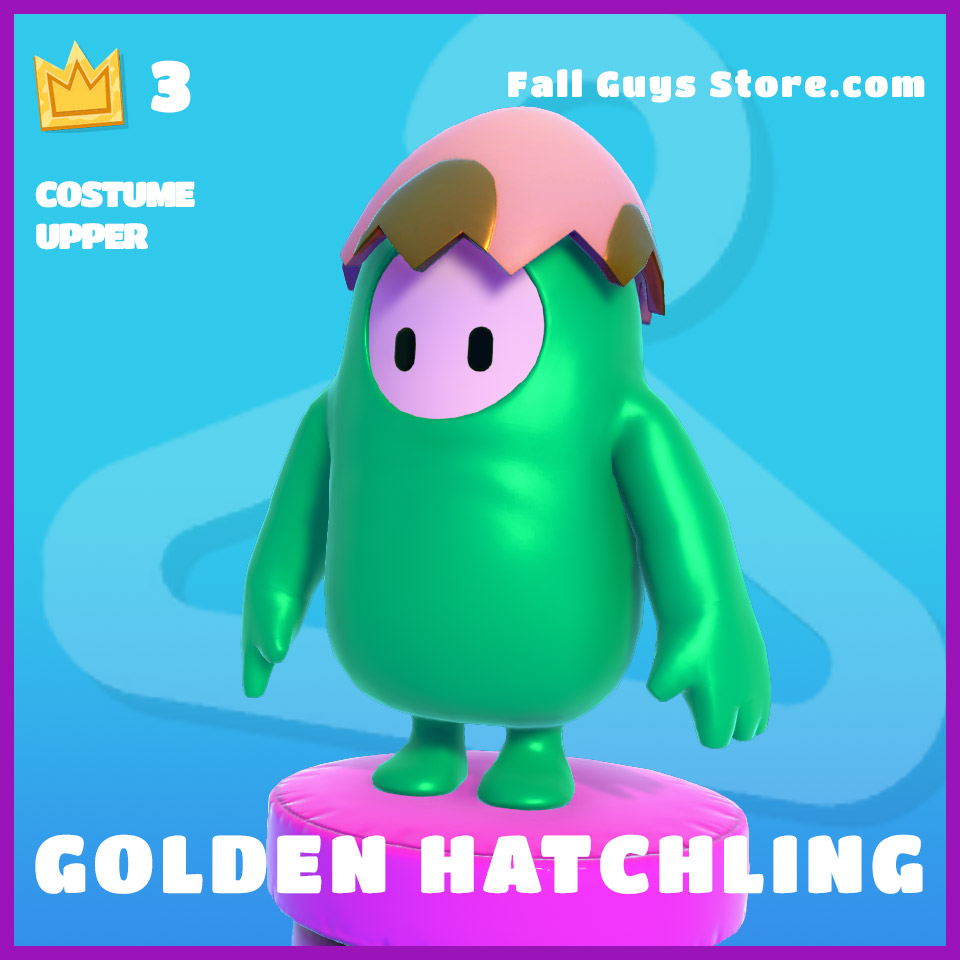 Golden-Hatchling-Costume-Upper