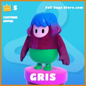 Gris Costume Upper Fall Guys Skin