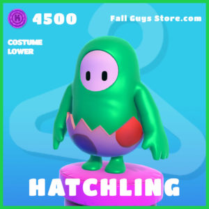 Hatchling Costume Lower rare fall guys skin
