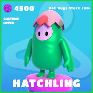 Hatchling Costume Upper rare fall guys skin