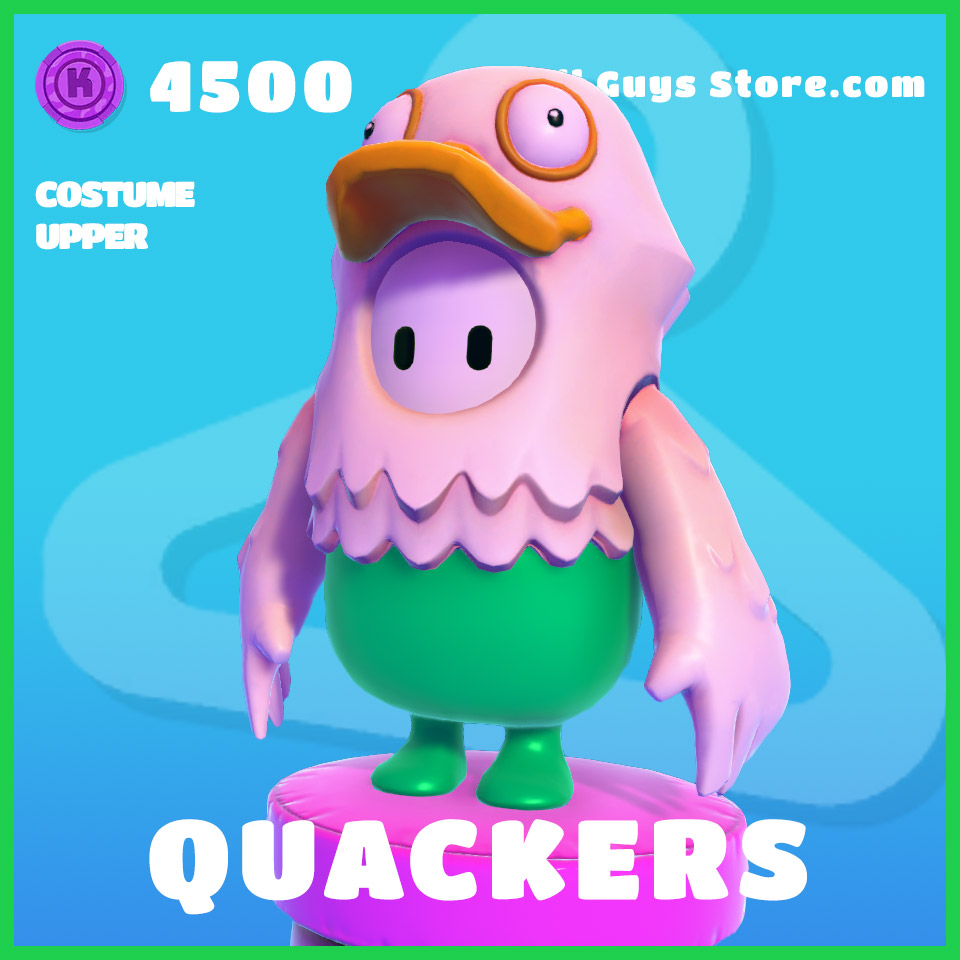 Quackers-Upper