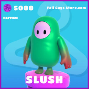Slush pattern epic fall guys skin