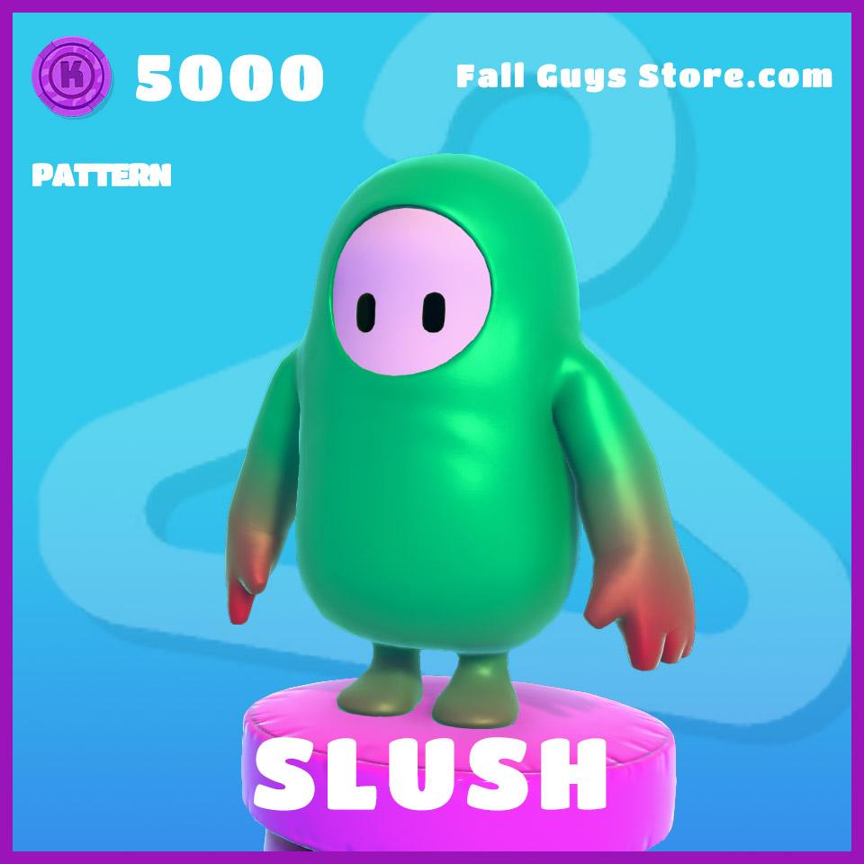 Slush-Pattern