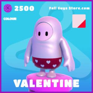 Valentine Fall Guys Colour Shop Item