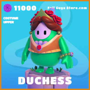 Duchess Costume Upper Fall Guys Skin