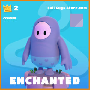 Enchanted Colour Fall Guys Skin