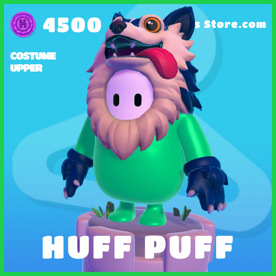 Huff-Puff-Upper