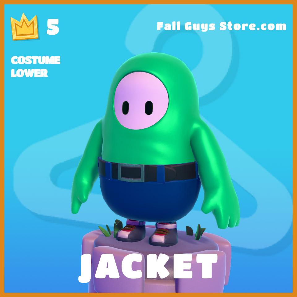 Jacket-Lower