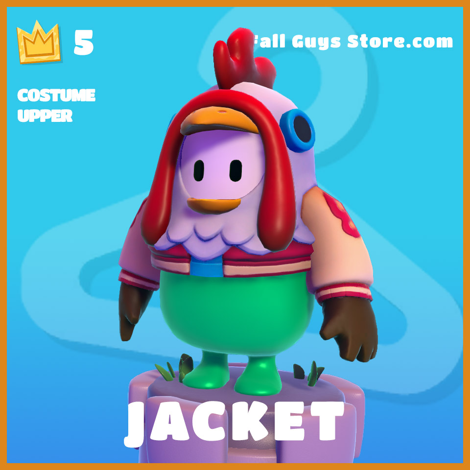 Jacket-Upper
