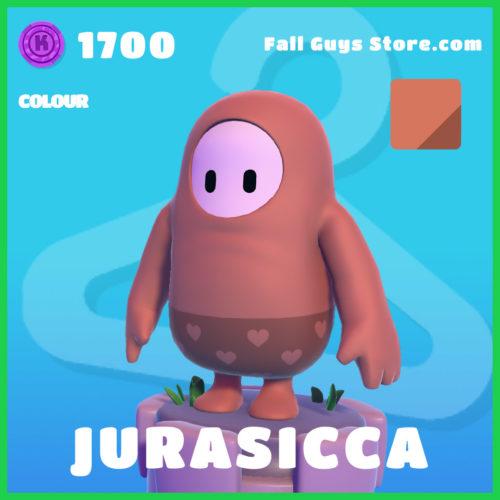 Jurasicca-Colour