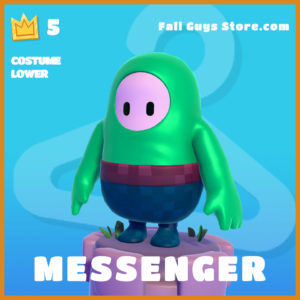 Messenger Costume Lower Fall Guys Skin