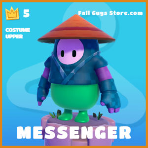 Messenger Costume Upper Fall Guys Skin