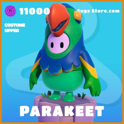 Parakeet-Upper